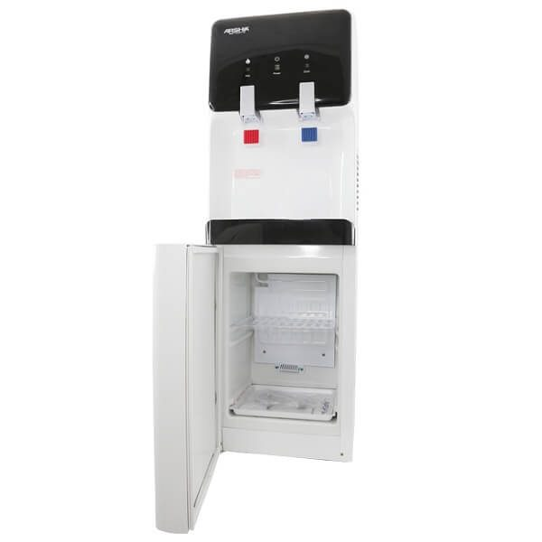 آبسردکن ایستاده یخچال دار عرشیا مدل WD110-2115