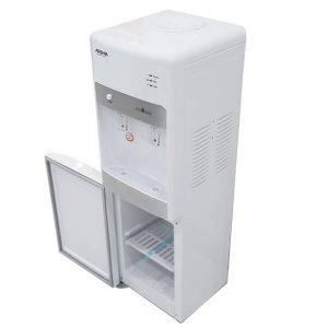 آبسردکن ایستاده یخچال دار عرشیا مدل WD1401-2147