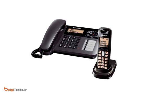 تلفن بی سیم پاناسونیک مدل KX-TG6461BX