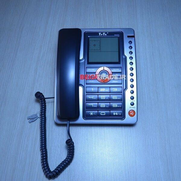 تلفن تیپ تل مدل TIP-6101