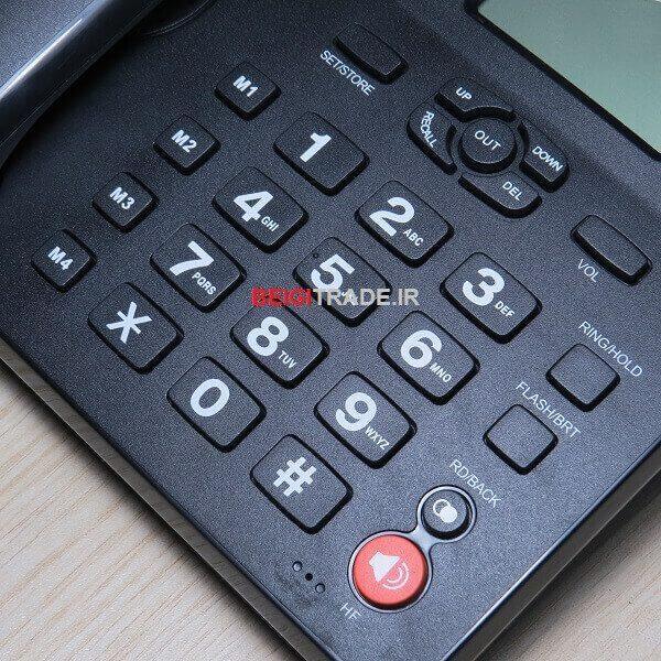 تلفن تیپ تل مدل TIP-622