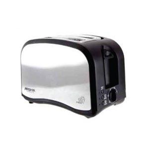 توستر نان دوقالبه 800 وات عرشیا مدل TO786-2114