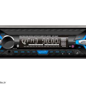 رادیو پخش خودرو سناتور مدل ST-3247
