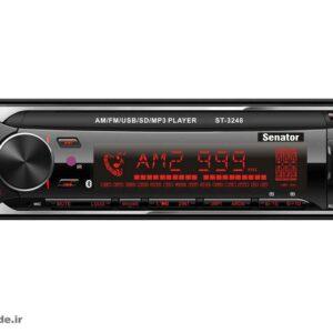 رادیو پخش خودرو سناتور مدل ST-3248