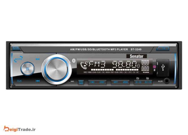 رادیو پخش خودرو سناتور مدل ST-3249