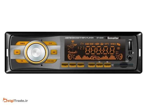 رادیو پخش خودرو سناتور مدل ST-4244