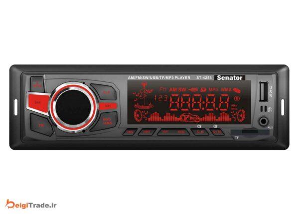 رادیو پخش خودرو سناتور مدل ST-4255