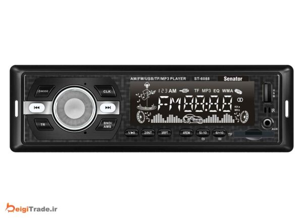 رادیو پخش خودرو سناتور مدل ST-6088