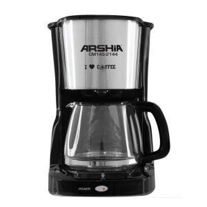 قهوه ساز 1000 وات عرشیا مدل CM145-2144
