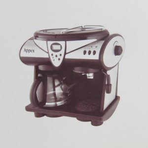 قهوه ساز 3کاره دیجیتال اپکس مدل ACM-430