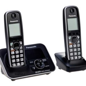 تلفن پاناسونیک بی سیم مدل KX-TG3722BX