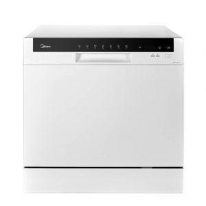 ظرفشویی رومیزی میدیا مدل WQP8-3802F-W