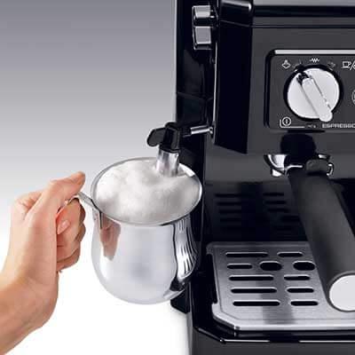 قهوه ساز ترکیبی دلونگی مدل BCO 410.1