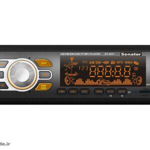 رادیو پخش خودرو سناتور مدل ST-4211