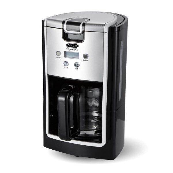 قهوه ساز استیل تایمردار سرجیو مدل SCM-168