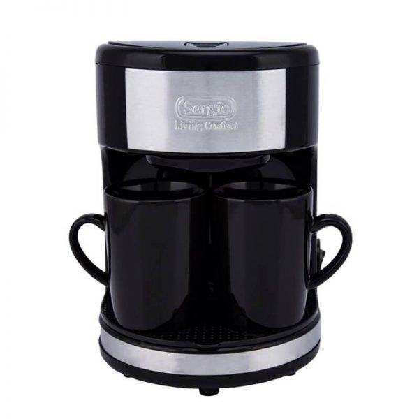 قهوه ساز دو فنجان سرجیو مدل SCM-161