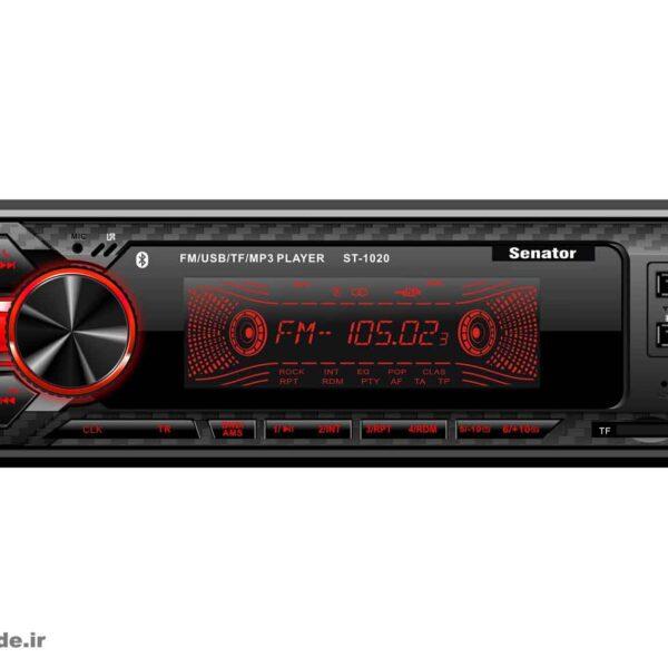 رادیو پخش خودرو سناتور مدل ST-1020