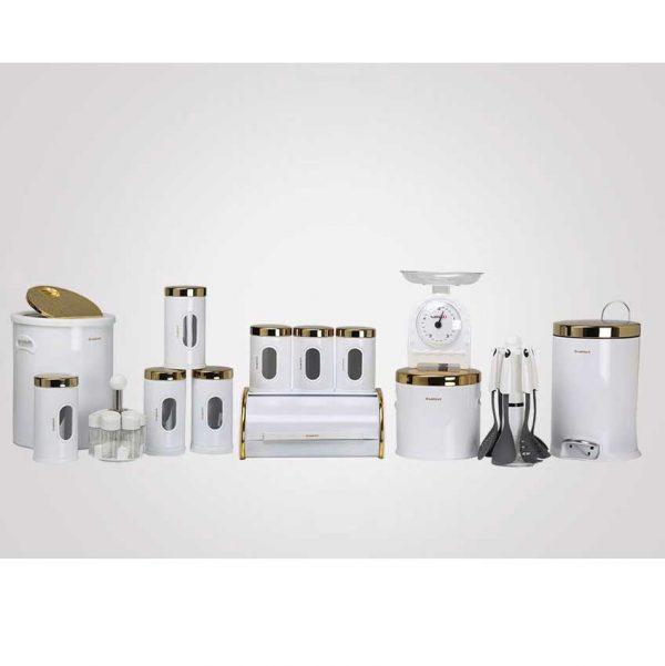 سرویس آشپزخانه 29 پارچه samset مدل لیندا
