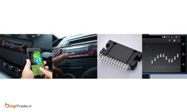 رادیو پخش خودرو سونی مدل MEX-N4200BT