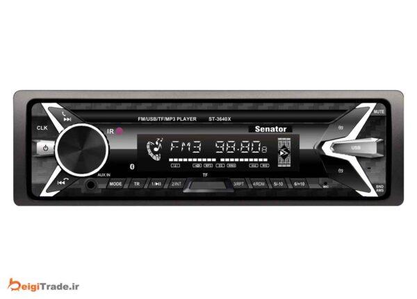 رادیو پخش خودرو سناتور مدل ST-3640X