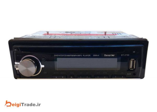 رادیو پخش خودرو سناتور مدل ST-3750