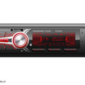 رادیو پخش خودرو سناتور مدل ST-7201X