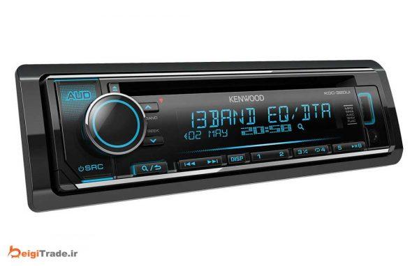 رادیو-پخش-خودرو-کنوود-مدل-KDC-320UIM