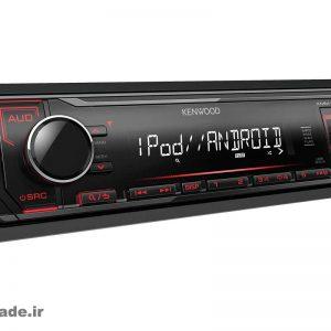رادیو پخش خودرو کنوود مدل KMM-204