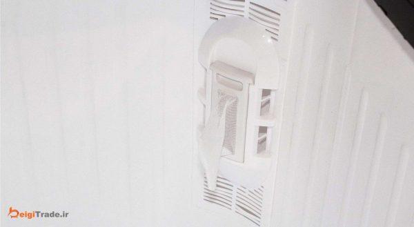 لباسشویی دوقلو پاکشوما مدل PWT-1554AJ