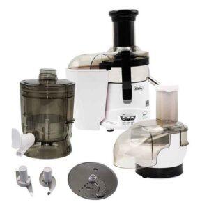 آبمیوه گیری و غذاساز کیپ مدل NJM-9008TK