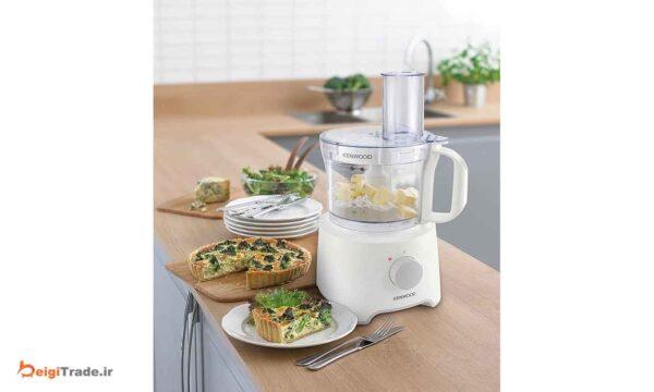 غذاساز کنوود مدل FDP301WH