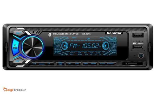 رادیو پخش خودرو سناتور مدل ST-1015
