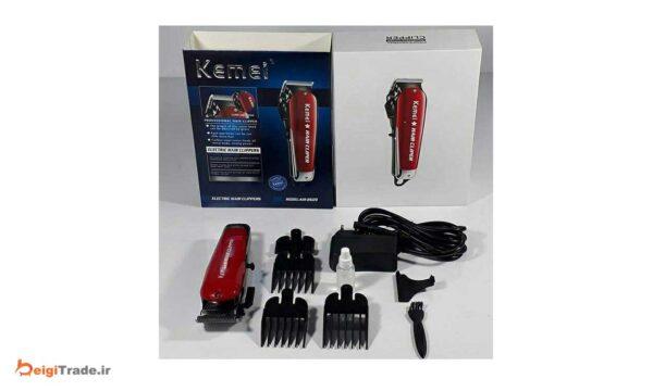ماشین اصلاح سر و صورت کیمی مدل KM-2609