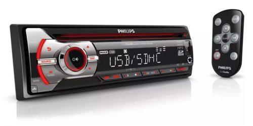 رادیو پخش خودرو فیلیپس مدل CEM2101