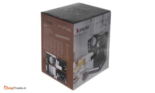 اسپرسوساز کیپر مدل KPR-2005