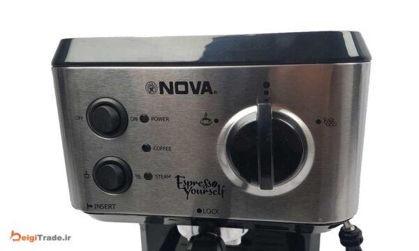 اسپرسوساز نوا مدل NOVA-146